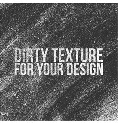 Dirt texture for your design vector