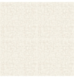 Seamless texture of canvas vector image vector image