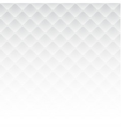 white square luxury pattern sofa texture vector image