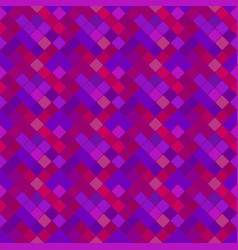 Purple geometrical abstract square pattern vector
