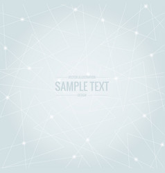 blue abstract light background vector image