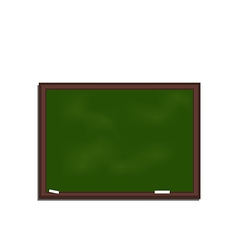 School green board vector image