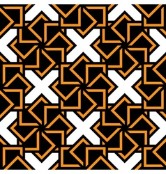 Abstract seamless pattern Geometric triangle vector image