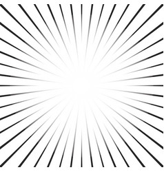 Black and white striped with shine vector