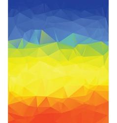 Multicolor Geometric Background8 vector