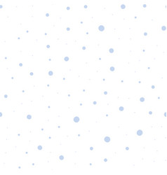 snow seamless texture vector image