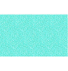 abstract blue glittering background with sparkles vector image