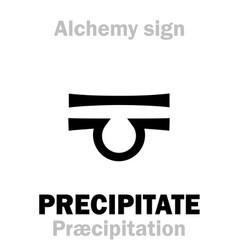 Alchemy precipitate prcipitation vector