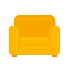 Armchair vector