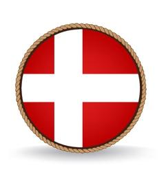 Denmark seal vector