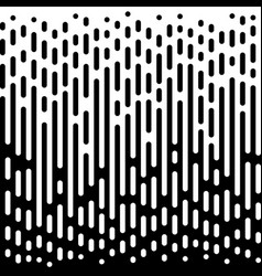 halftone transition abstract wallpaper pattern vector image