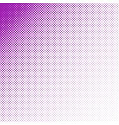 geometric dot pattern background - design vector image vector image