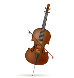 Cello stock vector