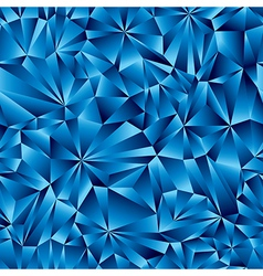 Blue surface seamless pattern vector image