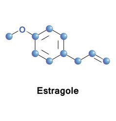 Estragole is a phenylpropene vector