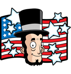 Abe lincoln vector