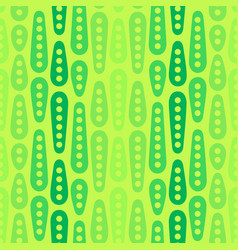 Abstract geometric seamless pattern simple spring vector