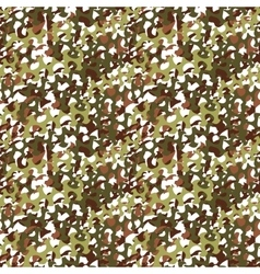 camouflage net scrim seamless pattern vector image
