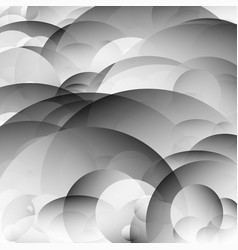 abstract texture background with overlapping vector image