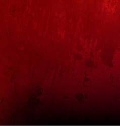Red Grunge Texture vector image vector image