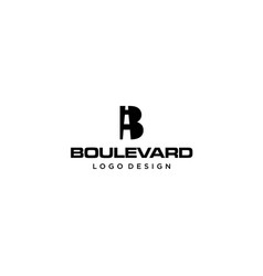Boulevard logo vector