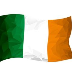 Flag Ireland vector image vector image