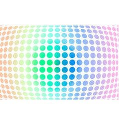 disco bal vector image
