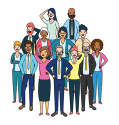 people group diversity vector image