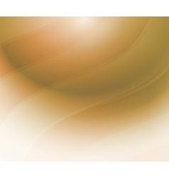 WOOL YELLOW vector image