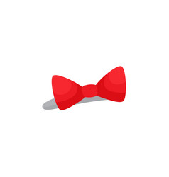 red bow headband hair accessory for a little girl vector image