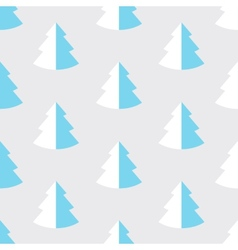 Abstract pine tre vector