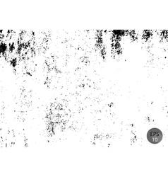 Grunge Dust Speckled Sketch Effect Texture vector image