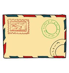 envelope vector image