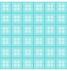 Mint tartan background vector