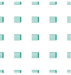 guitar strings icon pattern seamless white vector image