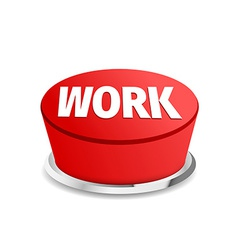 Time to work button sign template vector image