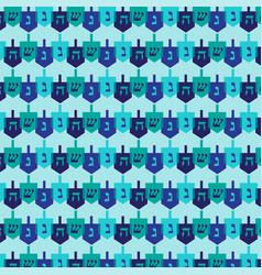 Dreidel pattern vector