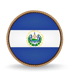 El Salvador Seal vector