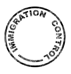 Immigration control vector