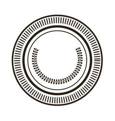 cartoon money coin currency cash icon vector image