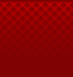 Red square luxury pattern sofa texture background vector