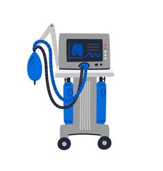 Ventilator medical machine ventilator machine vector