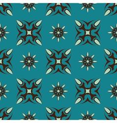 Damask vintage background vector