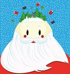 Dear Santa vector