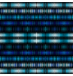 Geometrical shapes blue background vector image