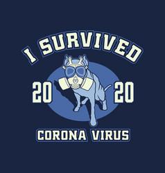 I survived vector