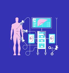 Medical ambulance icons vector