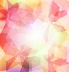 Background Abstract cube 1 vector image