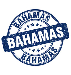 Bahamas stamp vector