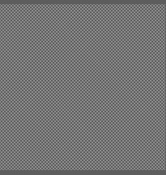 Repeatable grid mesh with thin gray lines vector